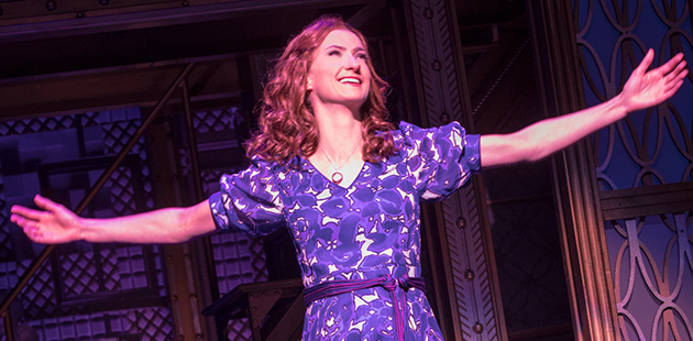 Beautiful The Carole King Musical Esther Hannaford As Photo Joan Marcus